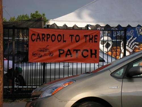 Carpooltothepatch